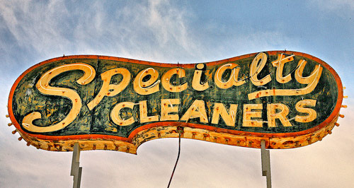 Specialty-Cleaners